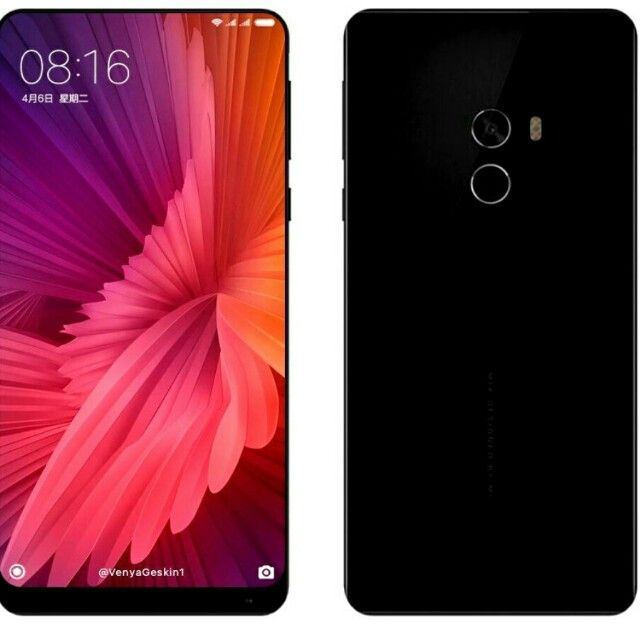 BNIB sealed set latest launch Xiaomi Mi Mix 2 Unibody Borderless6GB RAM / 128GB ... 87f1eb1d7bf750b8920475f2a57ff2f8