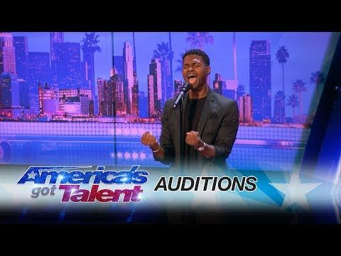 'America's Got Talent' contestant belts out flawless Whitney Houston ballad - TODAY.com