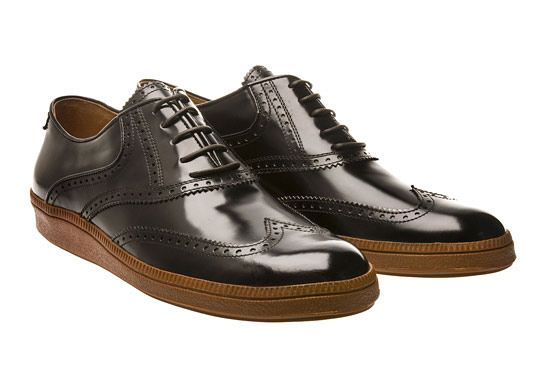 Dries Van Noten Wingtip Sneakers | Dress shoes, Shoes and Sneakers
