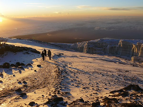 Tim Ward is the author of Zombies on Kilimanjaro: a Father-Son Journey Above the Clouds, the first literary narrative of climbing Kilimanjaro. Why do 40,000 people a year seek to climb the world's ...