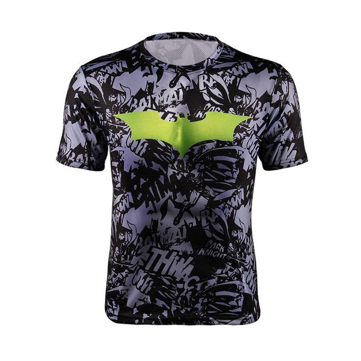 Batman Gym T-Shirt //Price: $19.95 & FREE Shipping //
