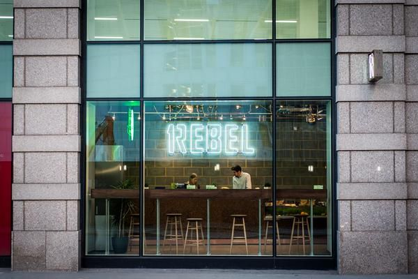 Can't wait to visit soon! - 1Rebel Broadgate Circle | The Sports Edit (@sportseditteam) | Twitter