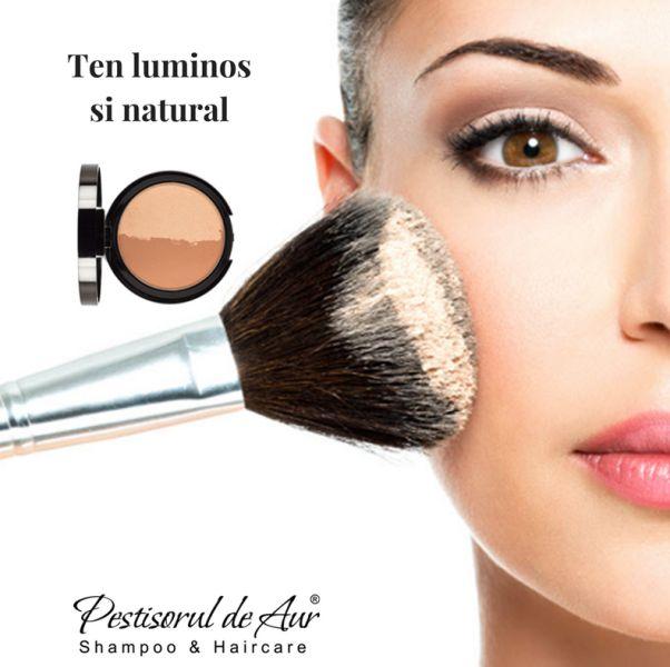 De acum este foarte uşor să obţii un machiaj natural, simplu şi rapid! Aplică pudra multifuncţională Bodyography Every Finish Powder la finalizarea machiajului pentru un aspect luminos şi natural, de lungă durată şi care lasă în acelaşi timp tenul să respire! Cumpără de aici: https://www.pestisoruldeaur.com/MACHIAJ-PROFESIONAL/MACHIAJ-Fata/Pudra-multifunctionala-Bodyography-Every-Finish-Powder-10gr