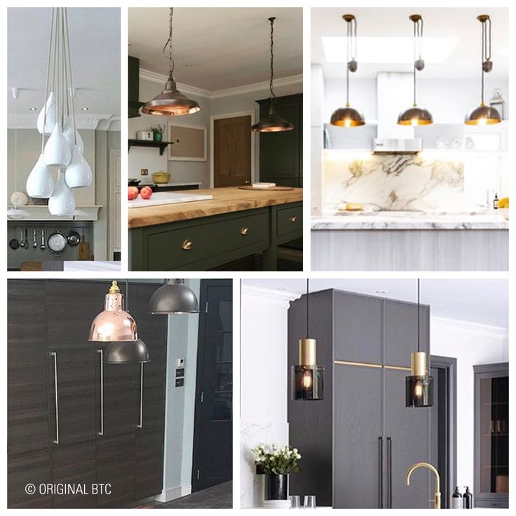 Kitchen Lighting Examples: 81 Best Kitchen Images On Pinterest