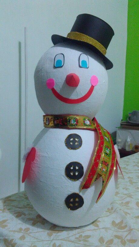 Muñeco de nieves
