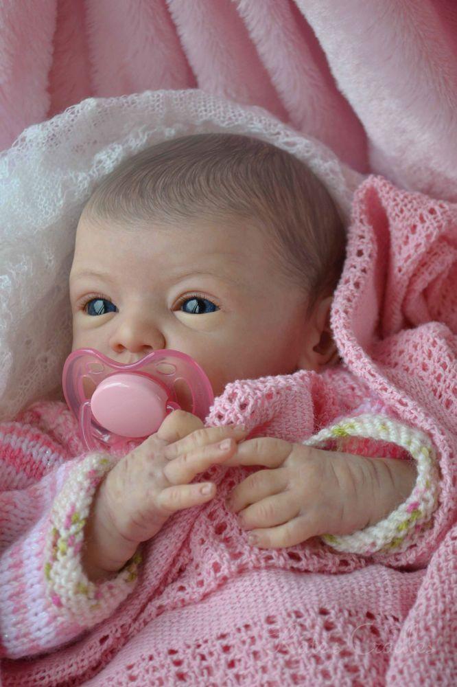 ~*Katescradles*~BRAND NEW   LINDEA  by GUDRUN LEGLER ~ Reborn Baby Doll ~ LTD.
