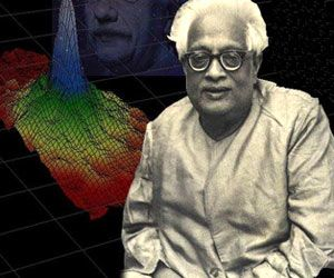 "Satyendra Nath Bose was an outstanding Indian physicist. He is known for his work in Quantum Physics. He is famous for ""Bose-Einstein Theory"" and a kind of particle in atom has been named after his name as Boson. In recent discovery of Higgs Boson-The Boson parrt is derived from his name."