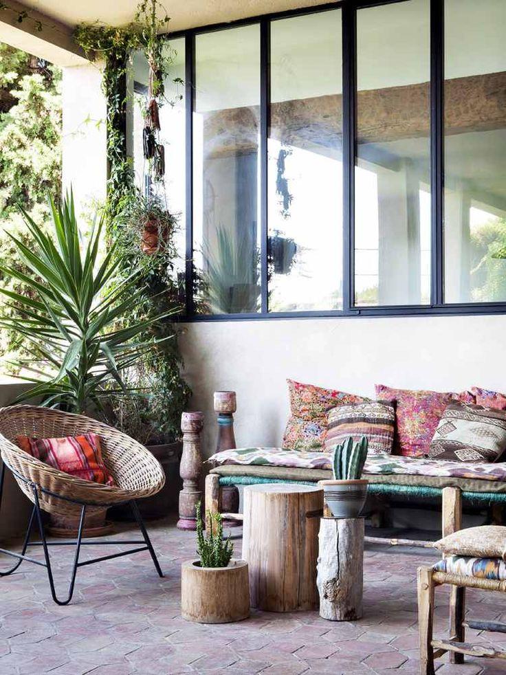 Idées déco aménager une terrasse originale invitant à la détente