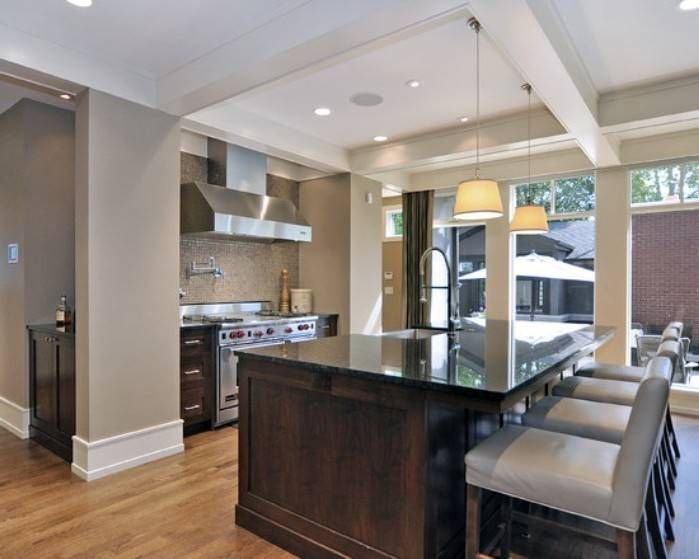 sherwin williams contemporary kitchen - photo #7