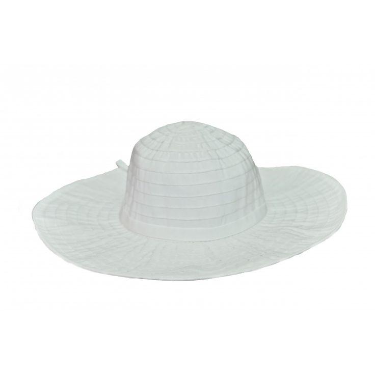 Καπέλο υφασμάτινο λευκό http://xfashion.gr/index.php?route=product/category&path=105_150