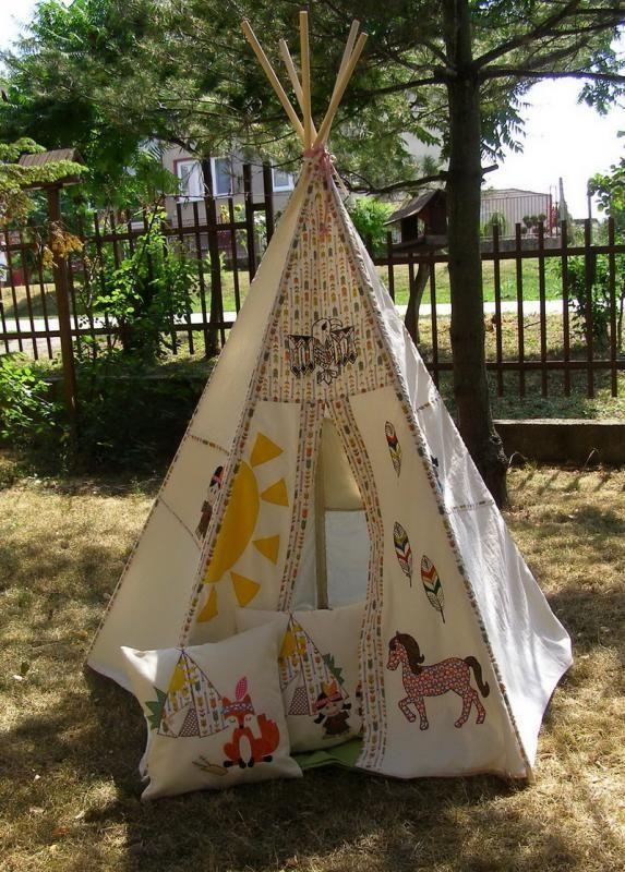 Užite si indiánske leto priamo na dvore. Autorka: teta.máša