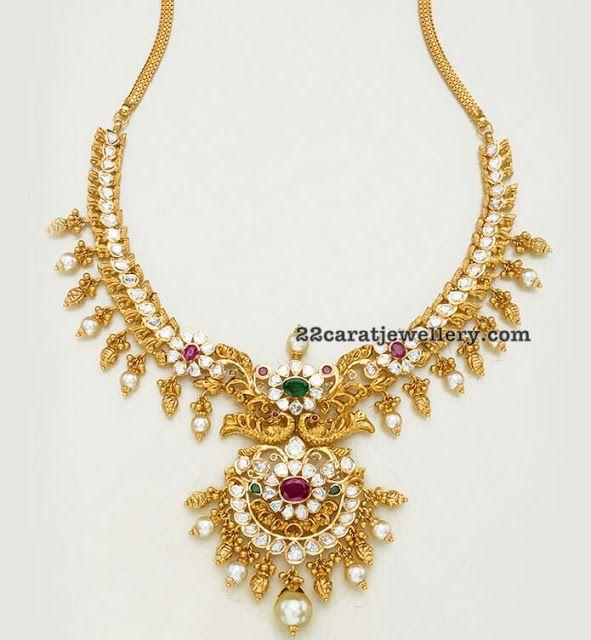 Trendy Pachi Necklaces