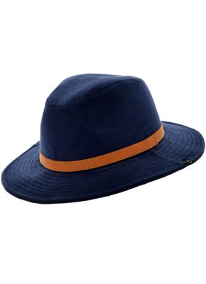 Sombrero Australiano Paño Italiano