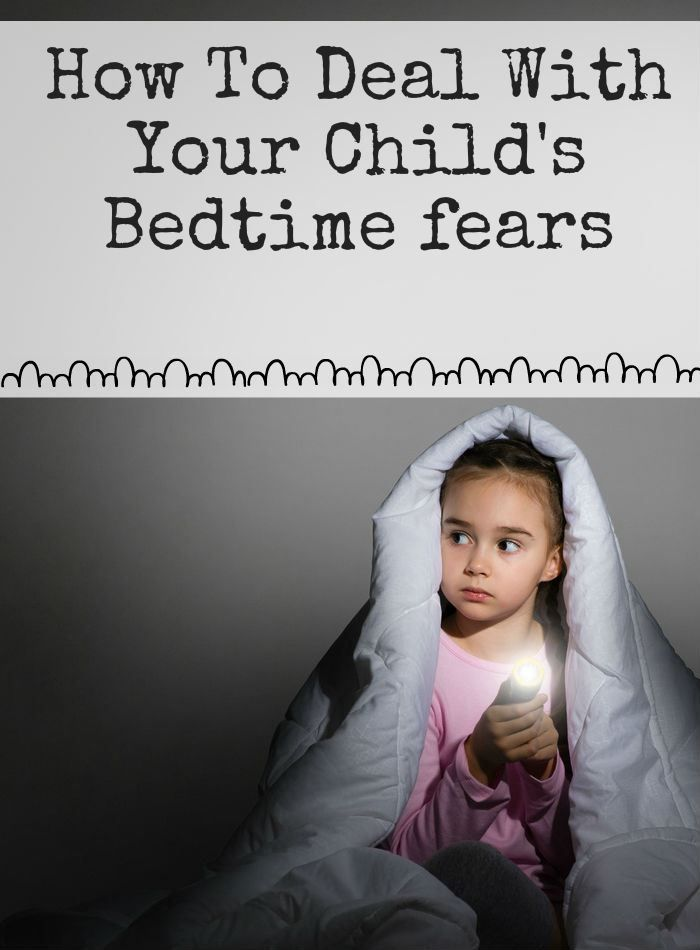 How to deal with childrens Bedtime Fears - In The Playroom