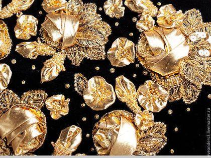 Корсеты ручной работы. SALE Корсет с вышивкой золотые розы. Eve Anders Accessories. Ярмарка Мастеров. Вышитый корсет, золотой