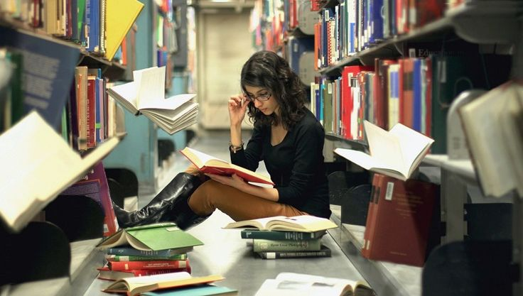 لماذا يجب أن تكون عاشقاً لقراءة الكتب | ADVISOR-CS