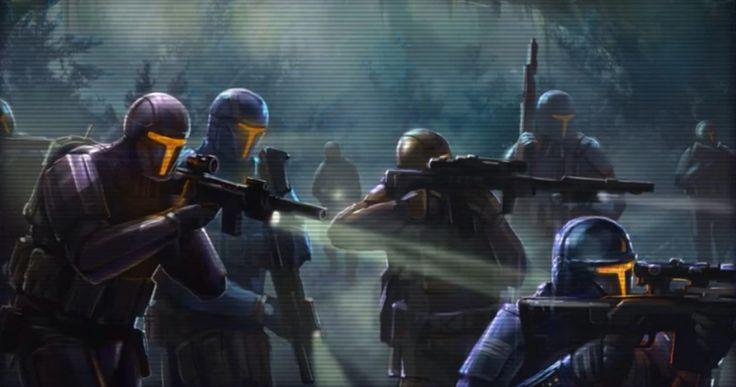 Mandalorian Neo Crusaders.