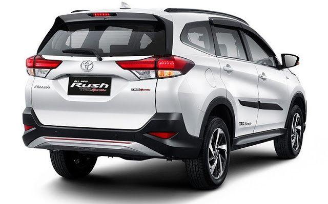 Xe Toyota Rush 7 Chỗ Sẽ Ra Mắt Việt Nam Từ Thang 08 2018 Toyota New Car Toyota Toyota Cars