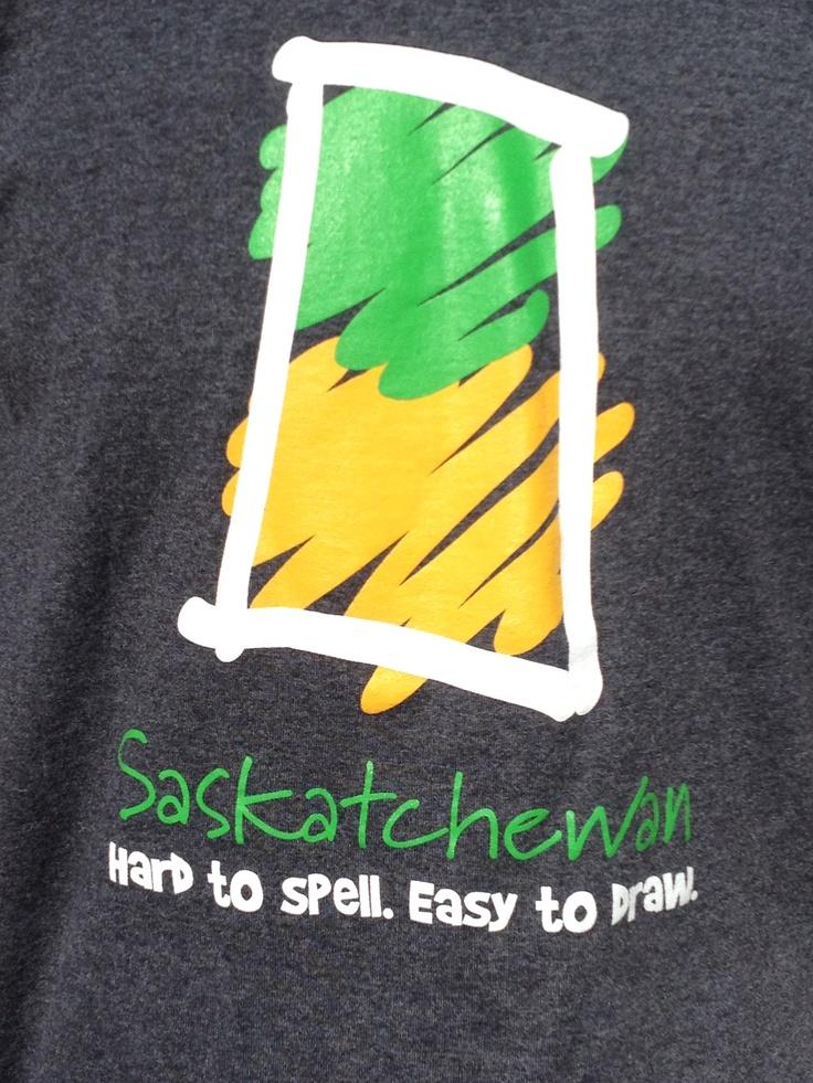 Tourism Saskatchewan Shirt