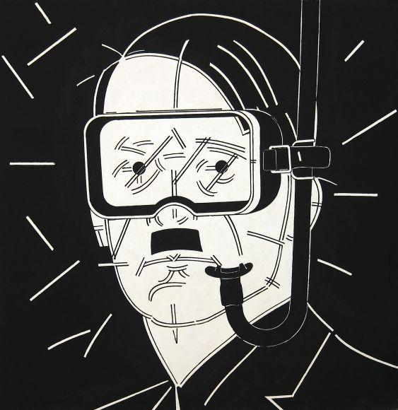 Steve Gianakos - Artists - Fredericks & Freiser