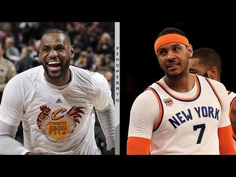 GameTime: State of the Cavaliers and Knicks | January 27, 2017 | 2016-17 NBA Season http://colossill.com/gametime-state-of-the-cavaliers-and-knicks-january-27-2017-2016-17-nba-season/