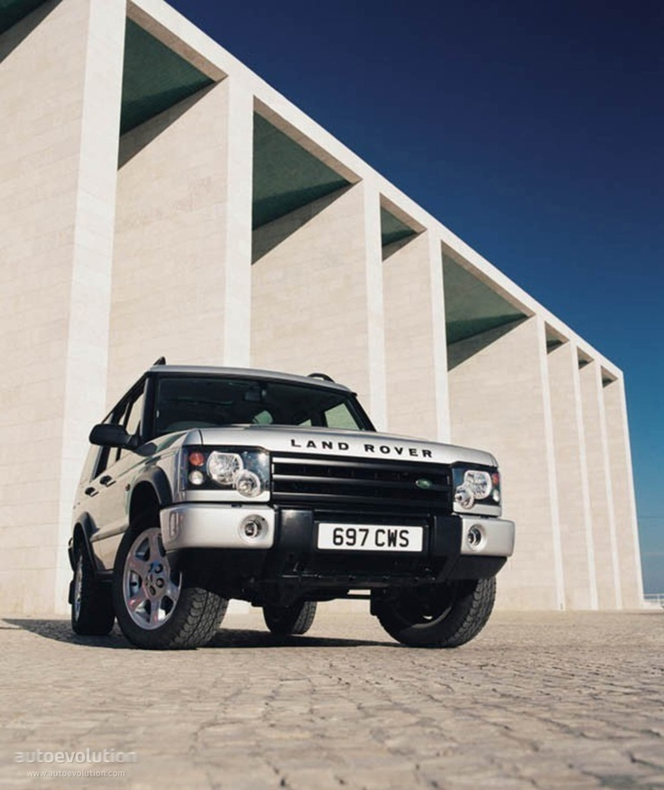 LAND ROVER Discovery I've Done Over 150,000 Miles In These