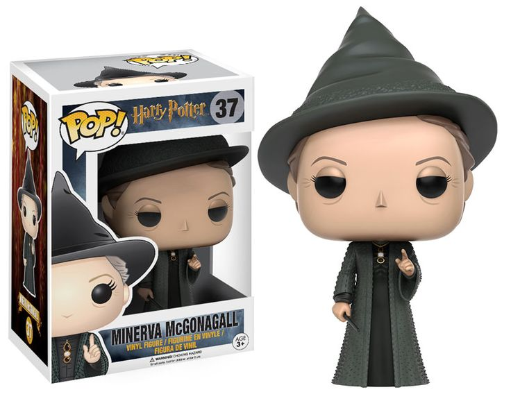 Harry Potter POP! Vinyl Figure - Minerva McGonagall @Archonia_US
