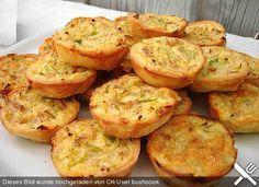 Mini - Lauch - Quiche glutenfrei, ein beliebtes Rezept aus der Kategorie Kalt. Bewertungen: 8. Durchschnitt: Ø 3,7.