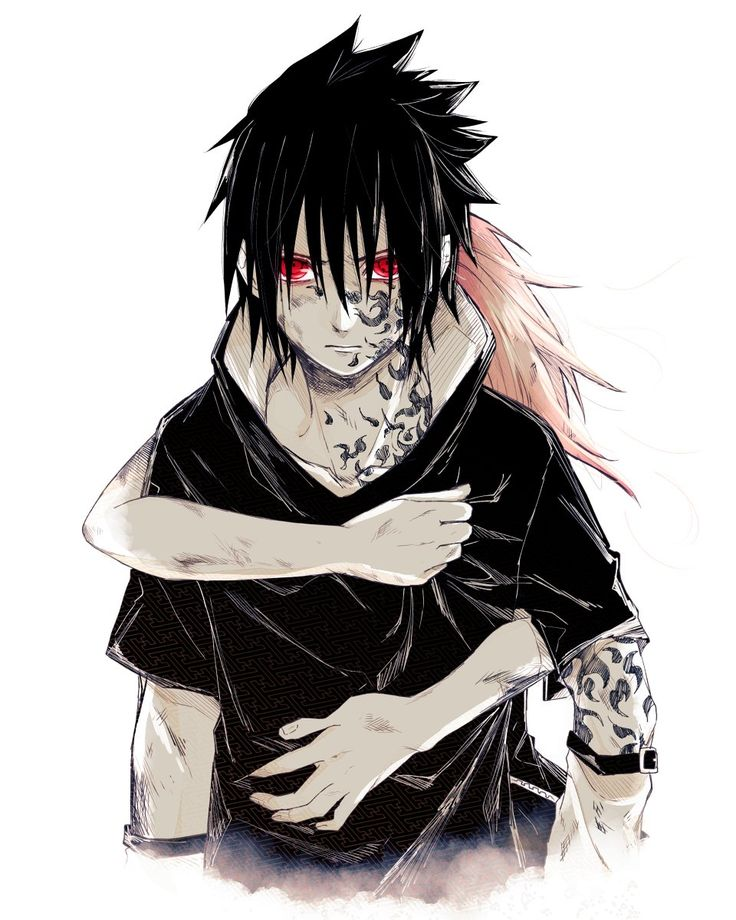 Sasusaku - I like the way his curse mark looks :P.