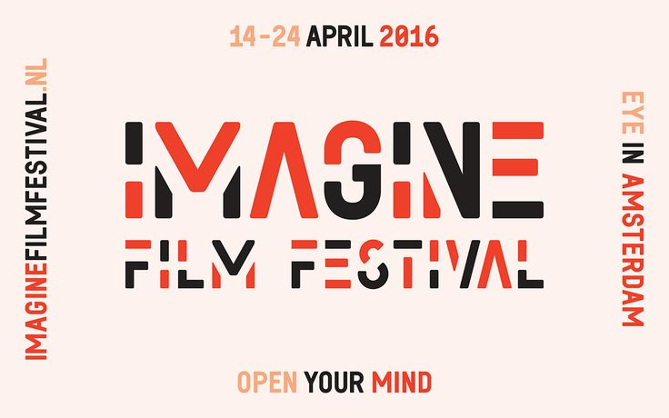 Complete branding and campaign for Imagine Film Festival
