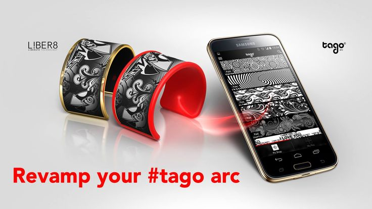 Revamp your ‪#‎tago‬ arc with the colourful and fresh Silicone Cases! Come to Indiegogo: http://goo.gl/yJxm9T  and if we reach $100 000, every so far sold #tago arc will be accompanied by a silicon band in a colour of your choice!