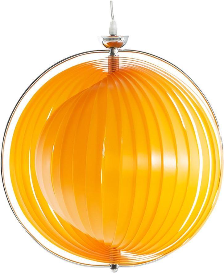 Hanglamp Emily - Oranje - Kokoon Design