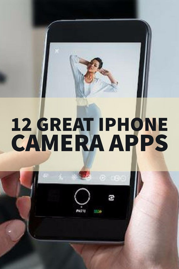 These apps help serious photographers get the most out of the Apple smartphone camera.