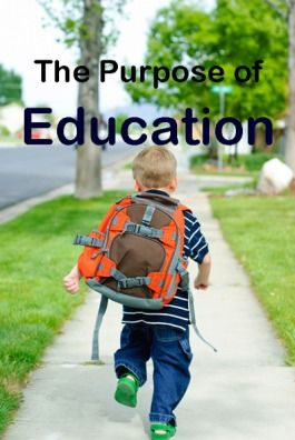 What is the purpose of education? Experts and Mom Congress delegates weigh in. Will you, too?