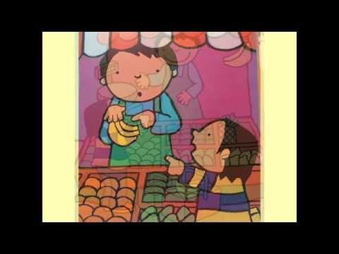 AN:▶ anna eet graag fruit imo school - YouTube