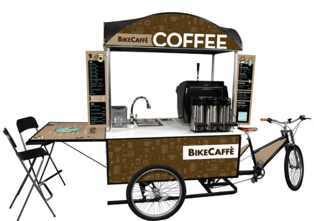 17 best images about coffee kiosk on pinterest coffee for Coffee cart design
