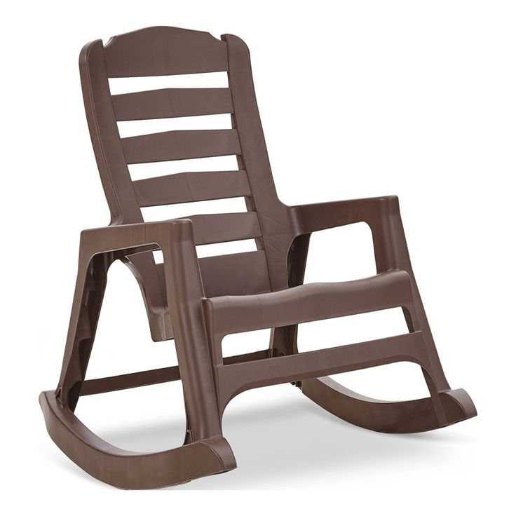 lowes black wooden rocking chair