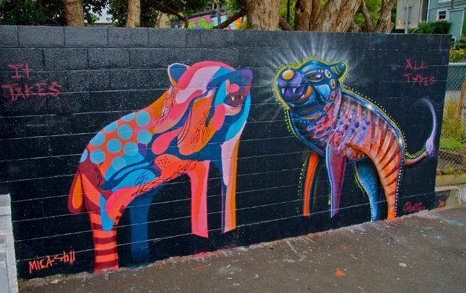Street + art - mica still + art