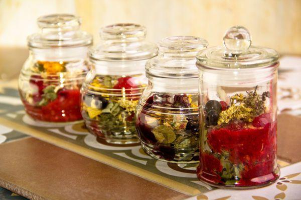 Душистый и ароматный чай способен развеять хандру и согреть в холода