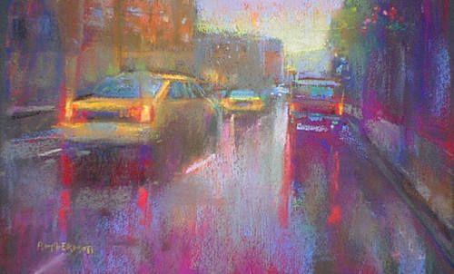 Andrew MeDermot Inspirational Pastel Artists - WetCanvas