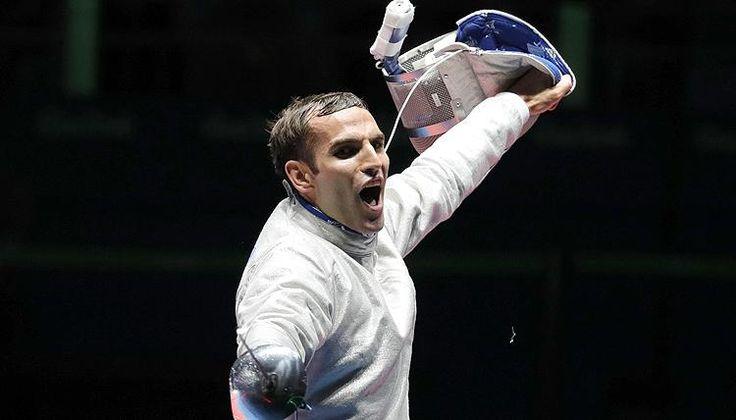 Szilágyi Áron a kardvívás olimpiai bajnoka! - Rió 2016