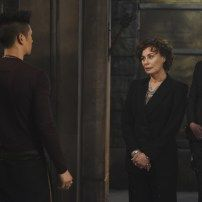 """HARRY SHUM JR., MIMI KUZYK 2x12 """"You Are Not Your Own,"""""""