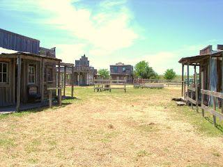 """Junk Salvation"" by Funky Junk Sisters  Manor, Texas J. Lorraine Ghost Town"