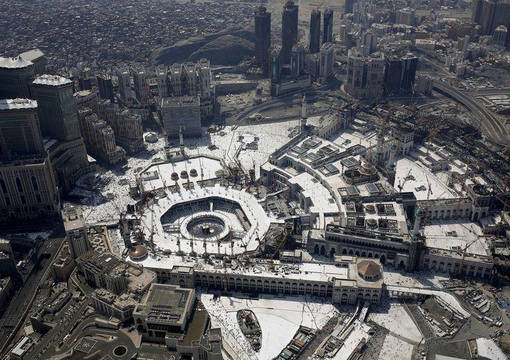 MECCA | The Holy Mosque Twin Minarets | 420m x 2 | 1378ft x 2 | U/C - Página 11 - SkyscraperCity
