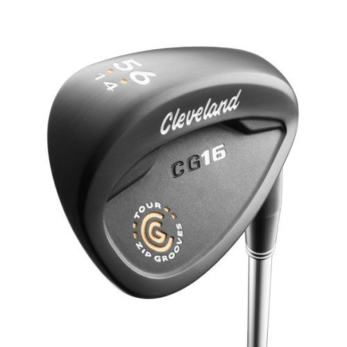 Cleveland Cg16 Black Pearl Wedge Low Bounce Right Hand