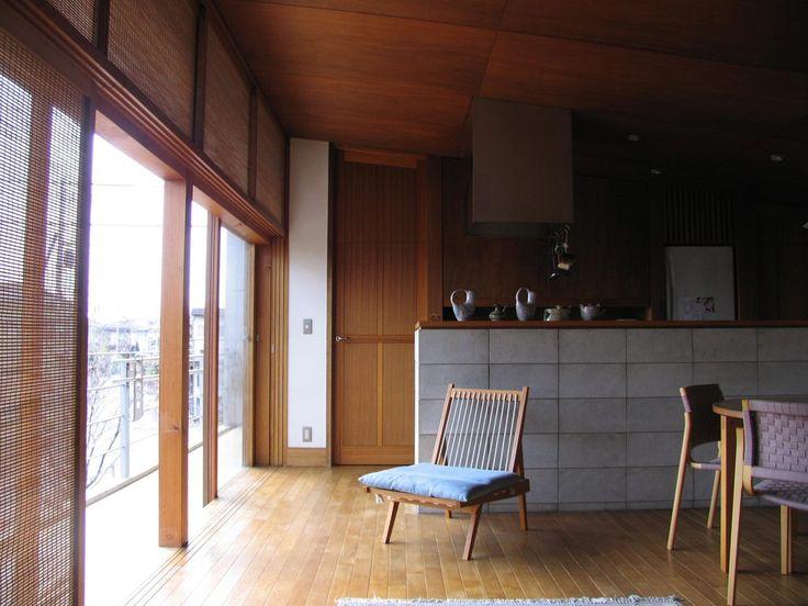 House in Omiya 1998 大宮の家 堀部安嗣