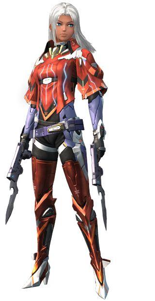 Elma (DLC) - Newcomer, Xenoblade Chronicles X [DLC Pack 2 - Nintendo picks]