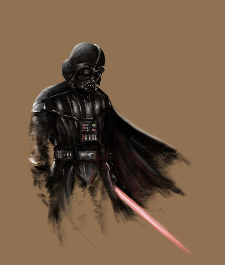 Zombie Darth Vader by DoomCMYK on DeviantArt