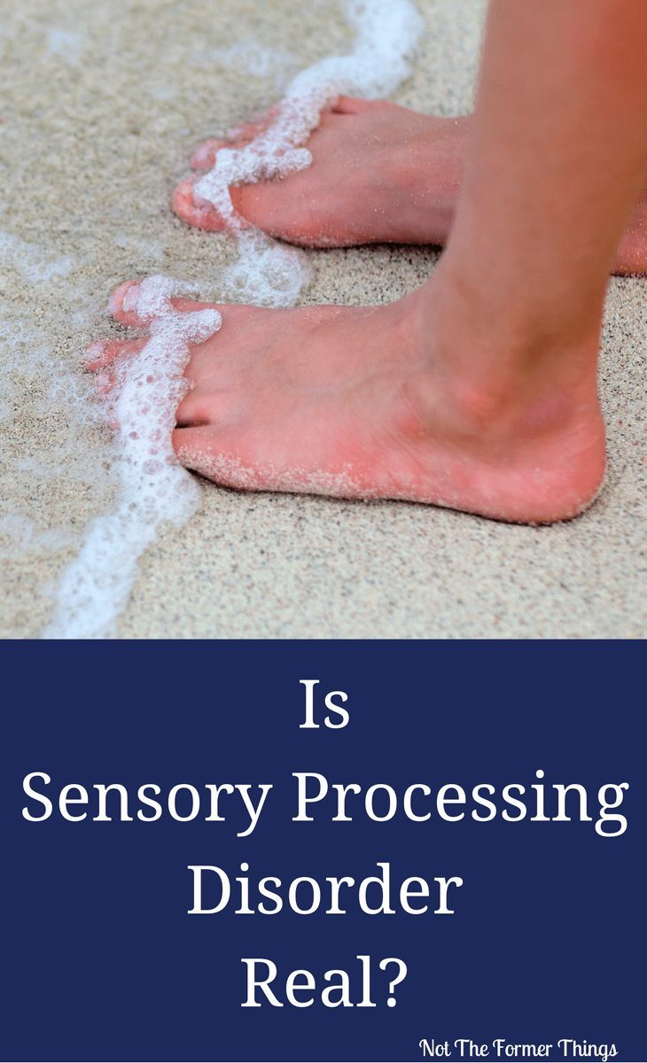 Is Sensory Processing Disorder Real >> Is Sensory Processing Disorder Really That Big Of A Deal