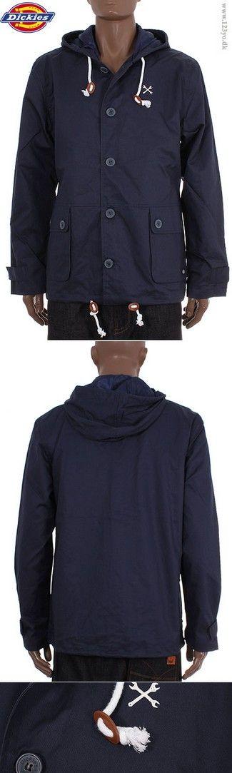 DICKIES Let jakke i bomuld